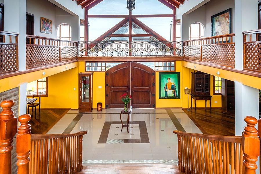 Hosteria Papagayo, Cayambe, Ecuador