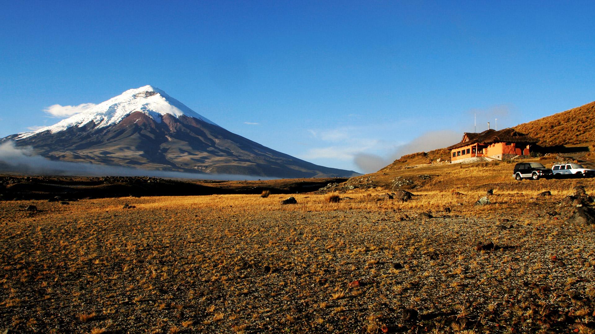 Mountain, Ecuador, Cotopaxi, Cayambe