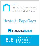 Certificado, Ecuador, Hosteria